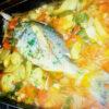 Dorada al horno Restaurante en Sabinillas