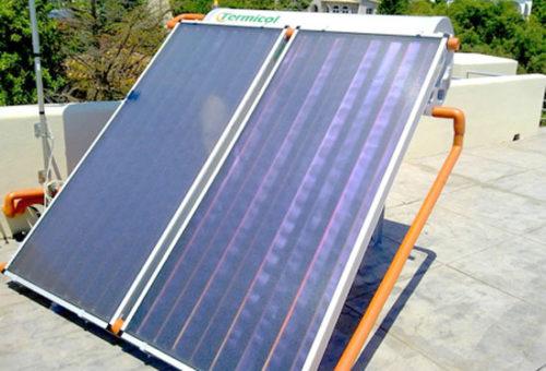 Multisolar torrecilla instalaci n solar t rmica placas solares - Placa solar termica ...