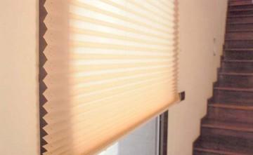 Persianas Plisadas, una forma diferente y cómoda para su hogar