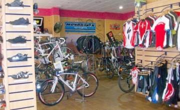 Venta de bicicletas y ropa para ciclistas Estepona