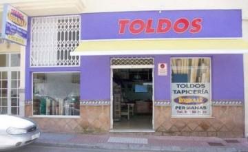 Fachada Toldos Rodrimar Estepona
