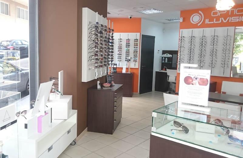 Óptica salud ocular