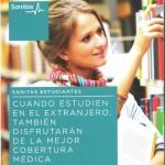 Sanitas estudiantes en el extranjero, cobertura médica