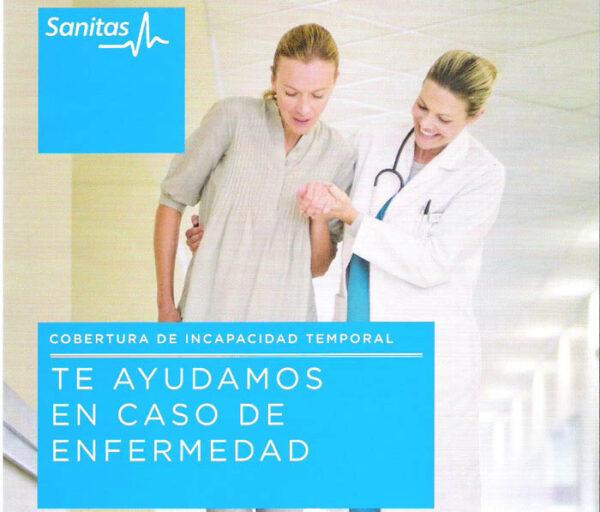Sanitas incapacidad temporal, Seguros Médicos Estepona