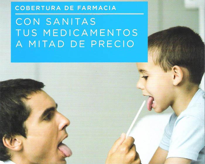 Sanitas mitad de precios en medicamentos, Estepona