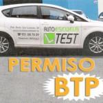Permiso de conducir BTP, Estepona