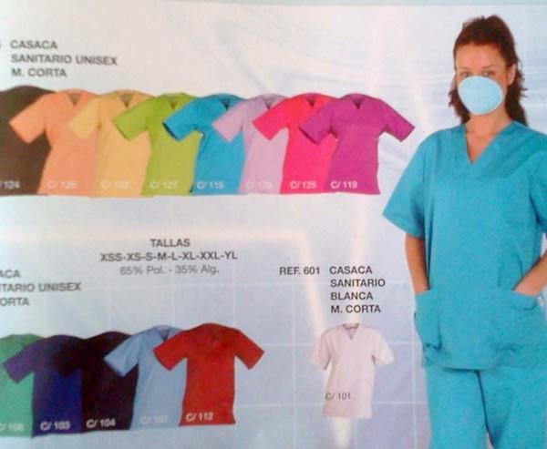 Uniformes sanitarios Estepona