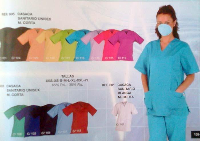 TODOUNIFORMES Uniformes sanitarios Estepona