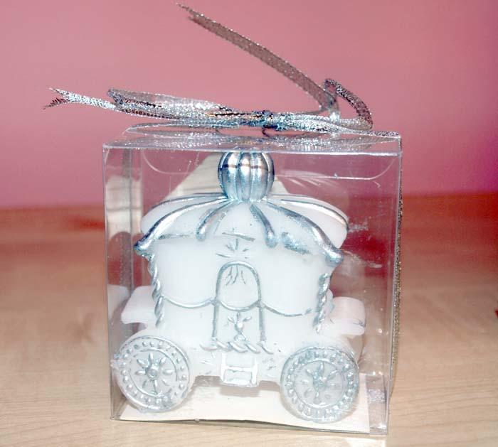 Velas para detalles de bodas, regalos, Estepona